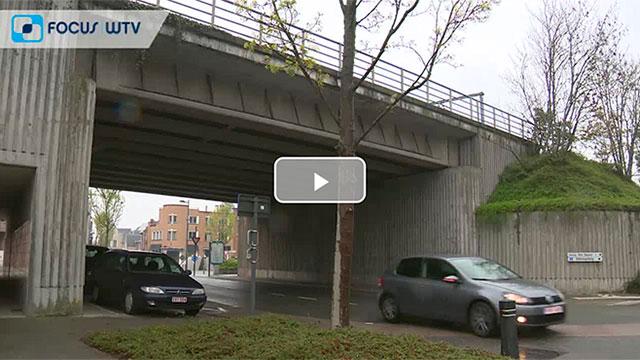 Expo over nieuwe fietssnelweg Kortrijk Harelbeke Waregem