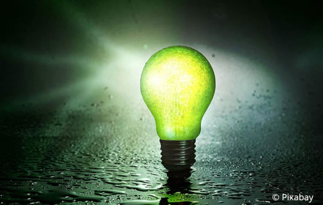 Record voor groepsaankoop groene stroom